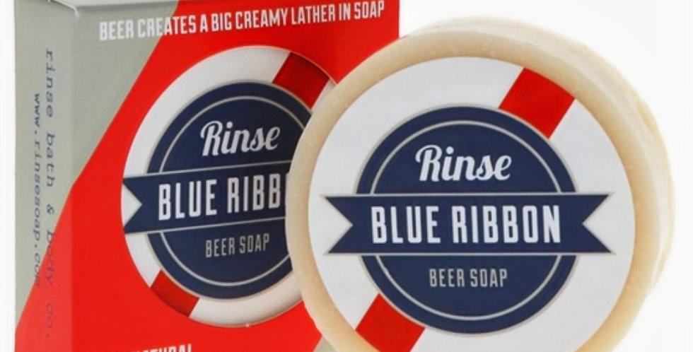 Blue Ribbon Beer Soap