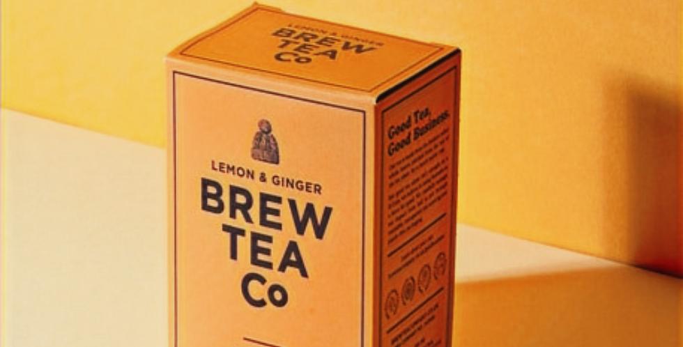 Lemon Ginger Tea