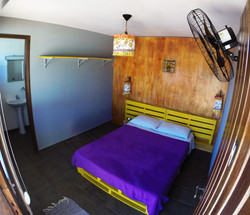 Quarto de casal Suite - Luna Hostel