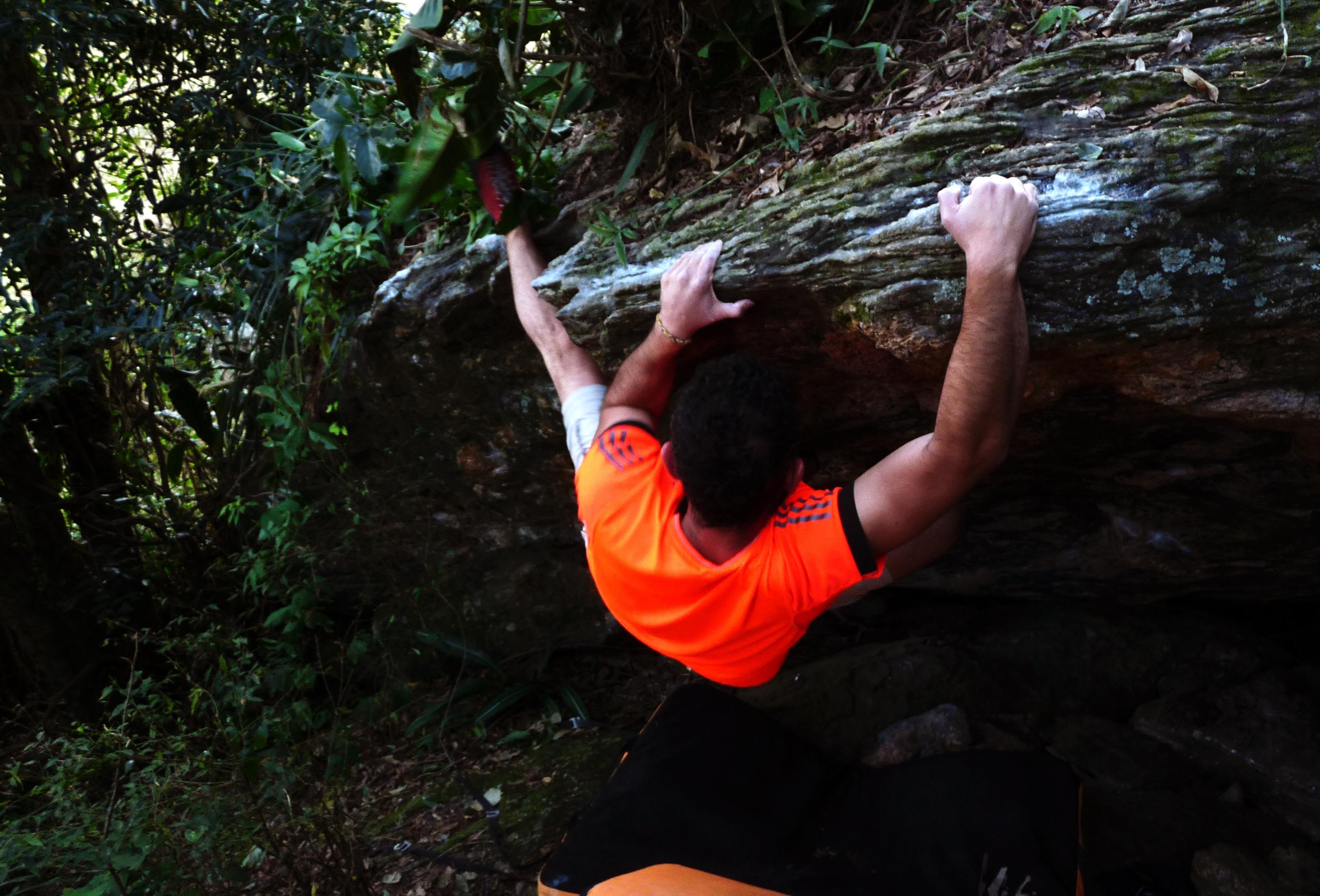 Boulder São Bento do Sapucaí