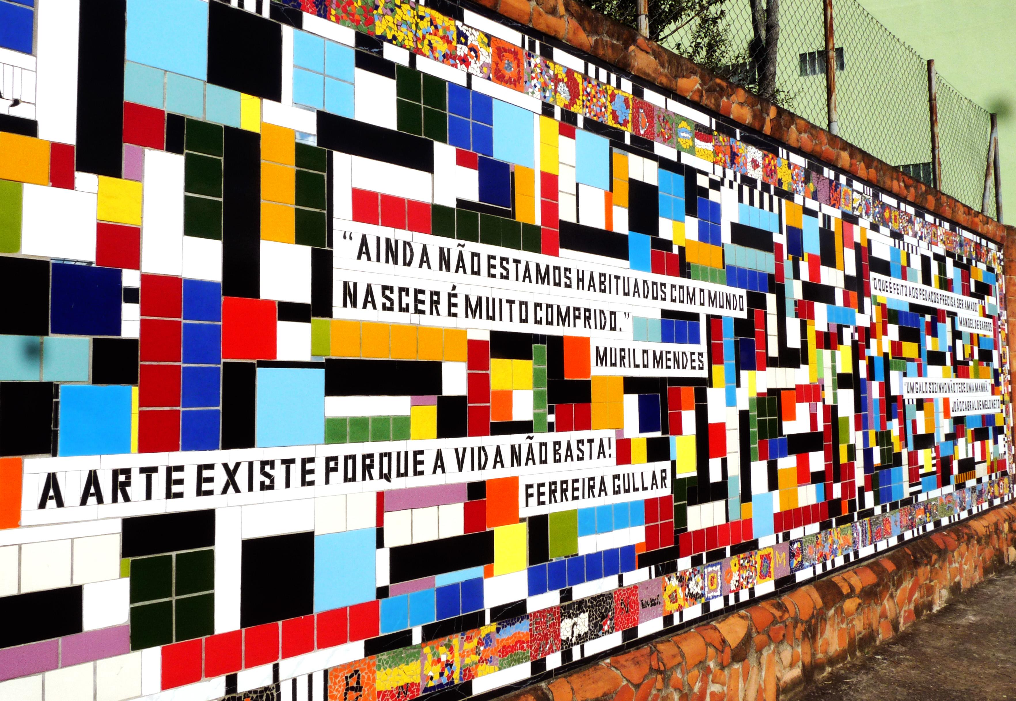 São Bento do Sapucaí - Mosaicos