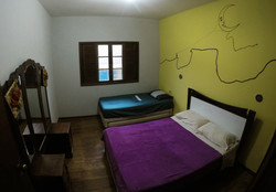 Quarto Familiar, Luna Hostel