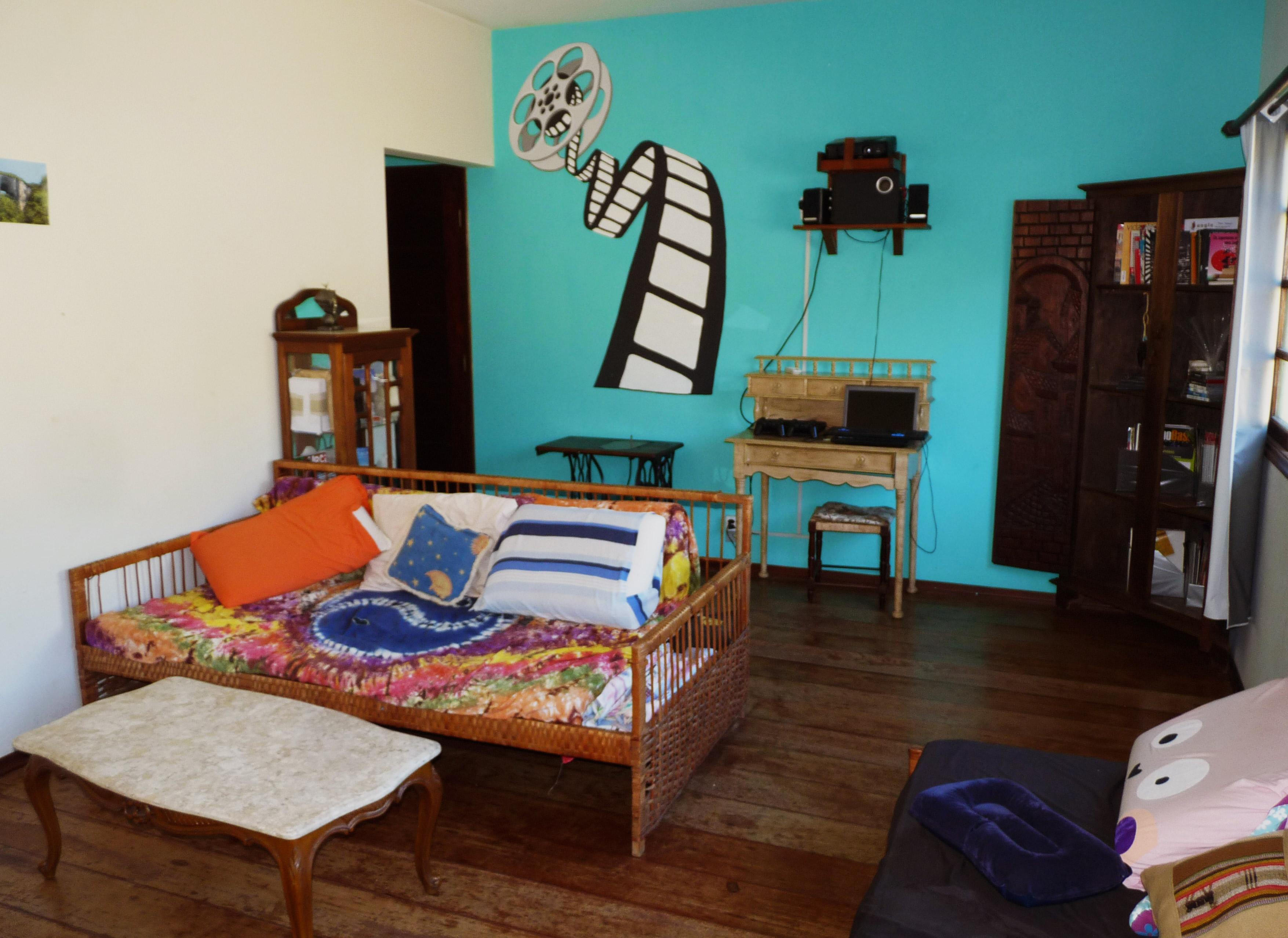 Luna Hostel - Sala Projeção
