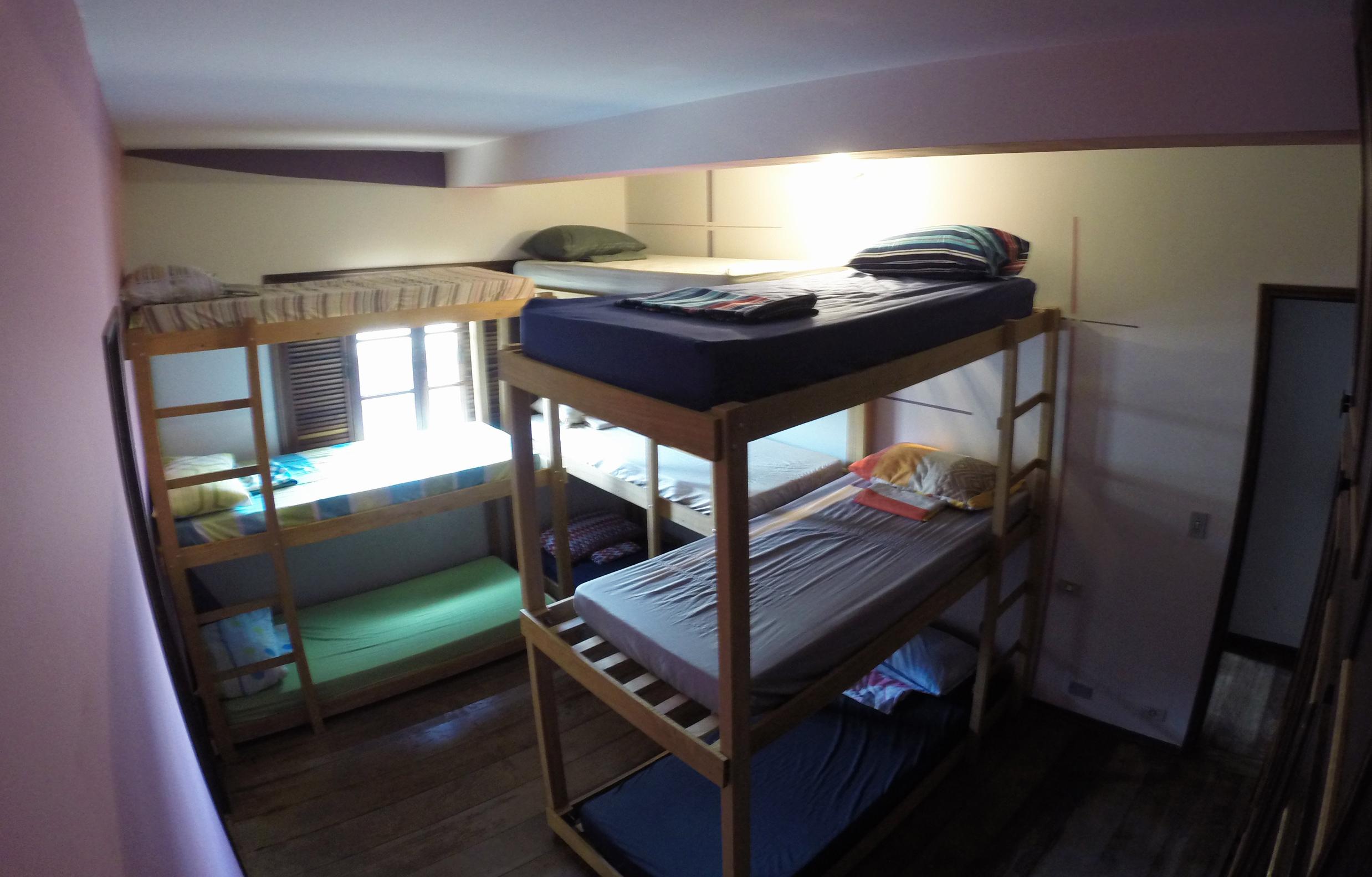 Luna Hostel - Quarto Compartilhado