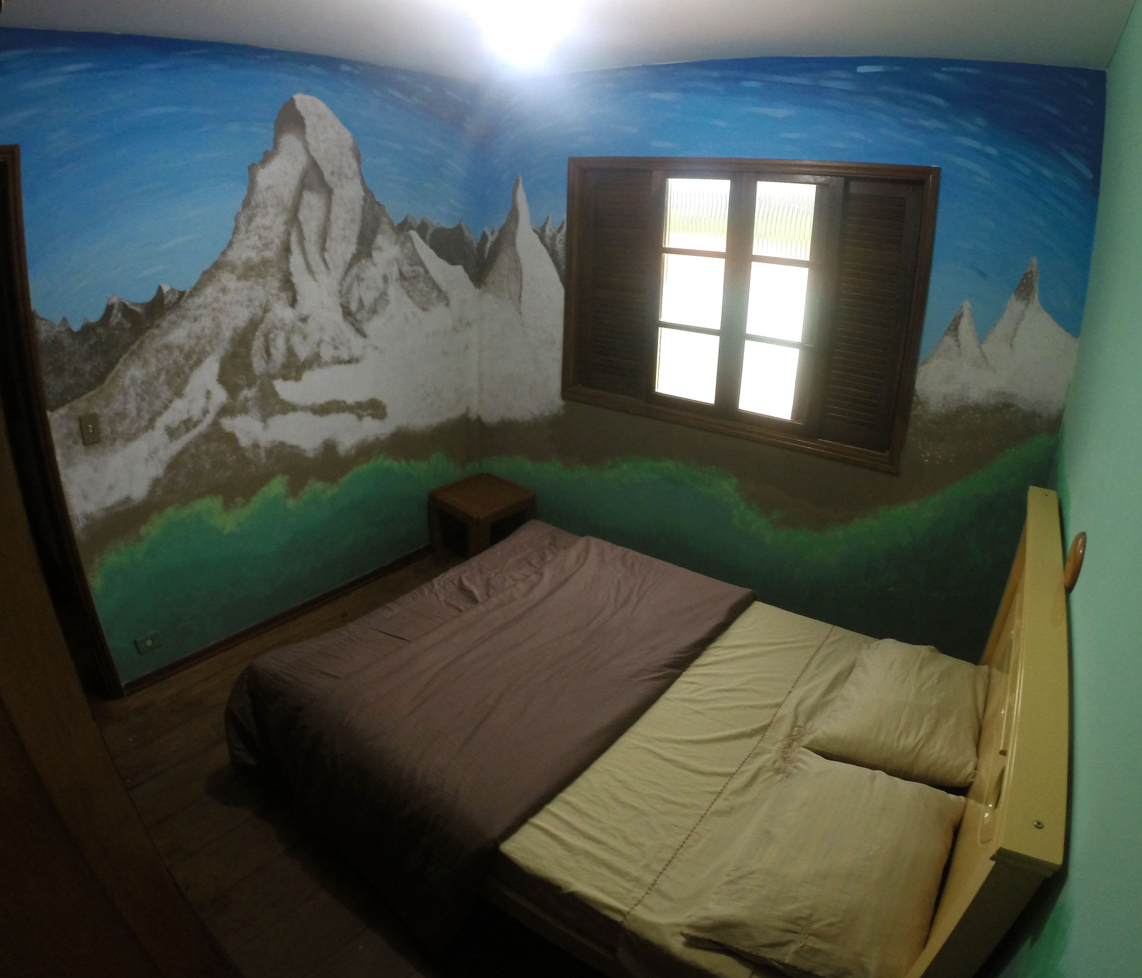 Luna Hostel - Quarto Casal