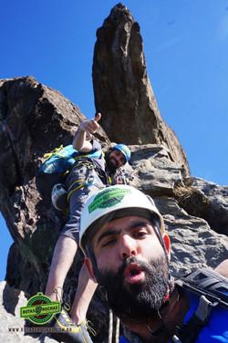 Escalada Pedra do Baú