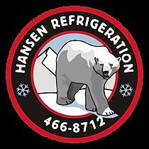 Polar Bear and Iceburg Logo