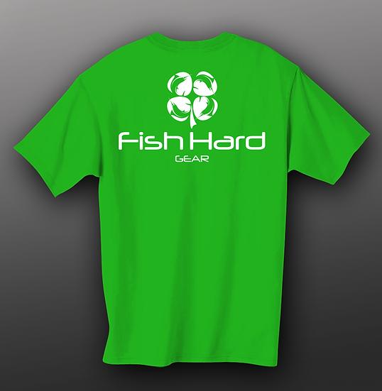 "Fish Hard Gear ""LUCKY"" Tee"