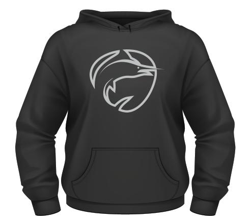 Fish Hard Gear Logo Tech Hoodie