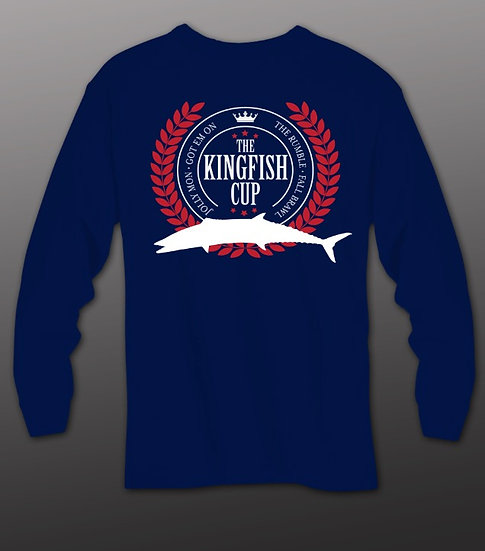 Kingfish Cup Long Sleeve Tee