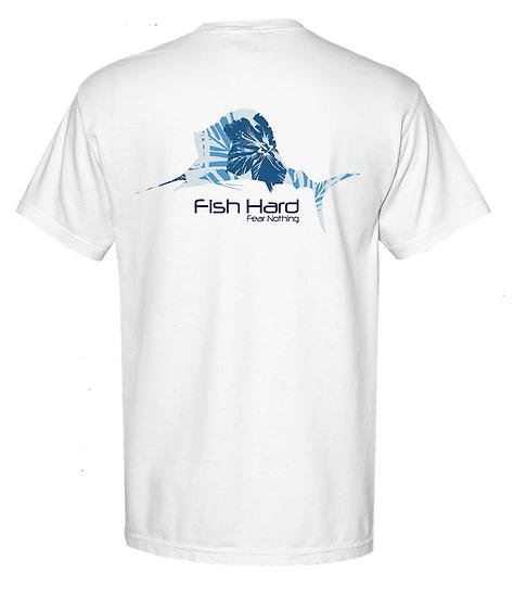Fish Hard Gear Island Sailfish Tee