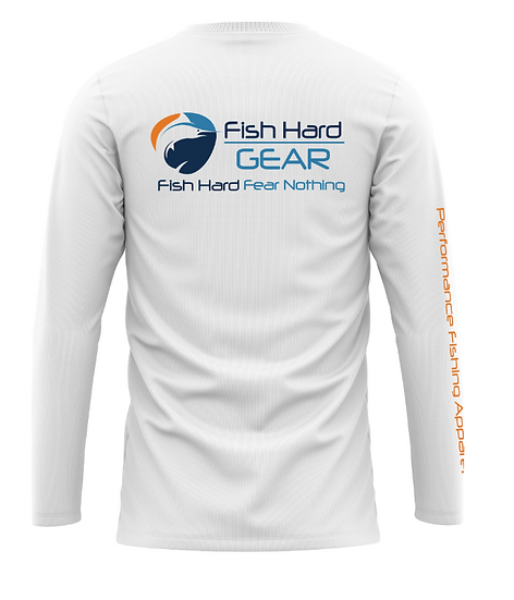 Fish Hard Original Logo  Quick Release Gear