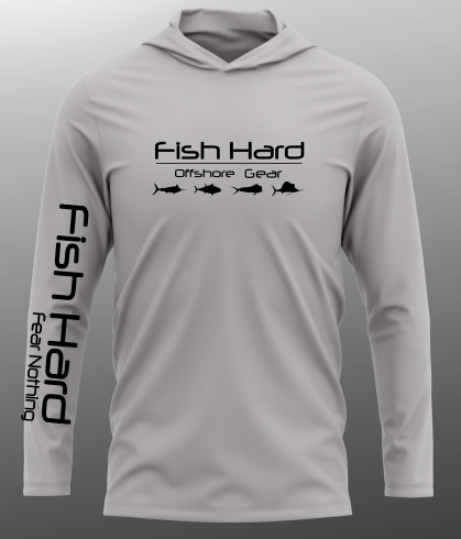 Fish Hard Gear Hooded Quick Release Grander
