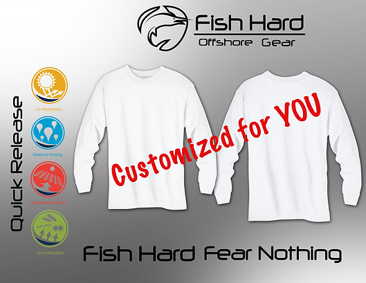 Fish Hard Gear Custom