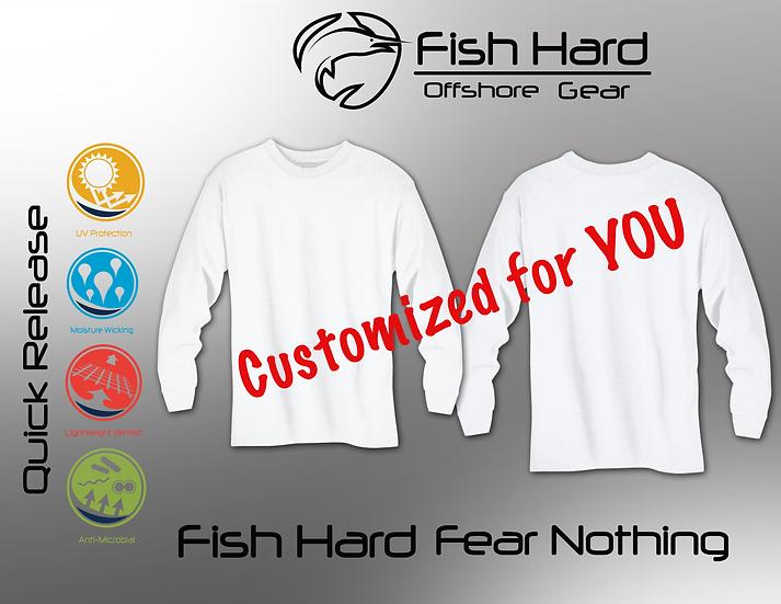Fish Hard Gear Custom