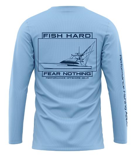 Fish Hard Quick Release Gear Sportfish Logo