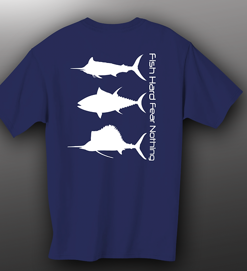 Fish Hard Gear Triple Threat
