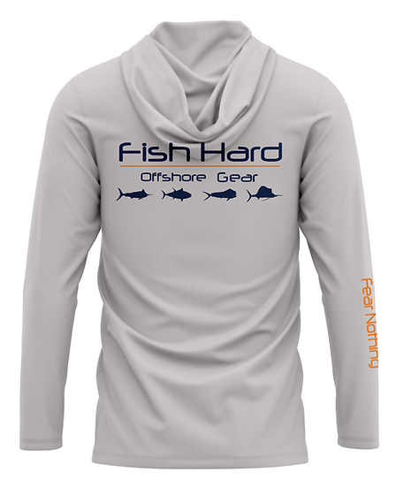 Fish Hard Gear Hooded Quick Release Offshore