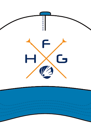 Fish Hard Inshore Push Pole Snapback