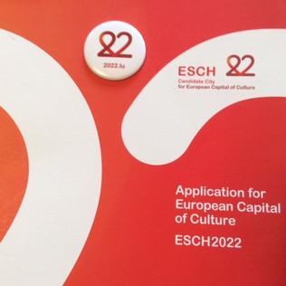 Esch sur Alzette, Capitale européenne de la Culture 2022