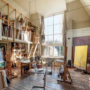 Hectolitre, worklodges for artists