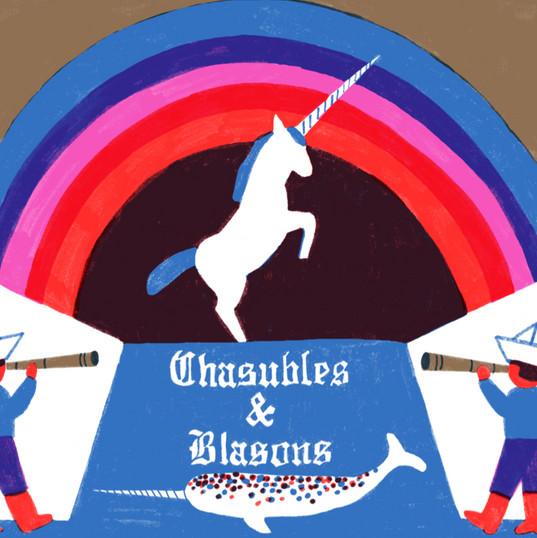Chasubles & blasons