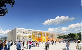 Belgian Pavilion in Shanghai - World Expo 2010