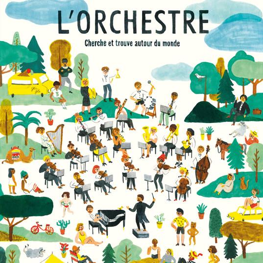 Orchestre autour du monde - Het Orkest