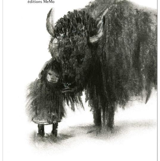 Ontmoeting Chnourka & mon Bison