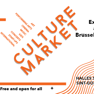 1er Culture Market à Bruxelles