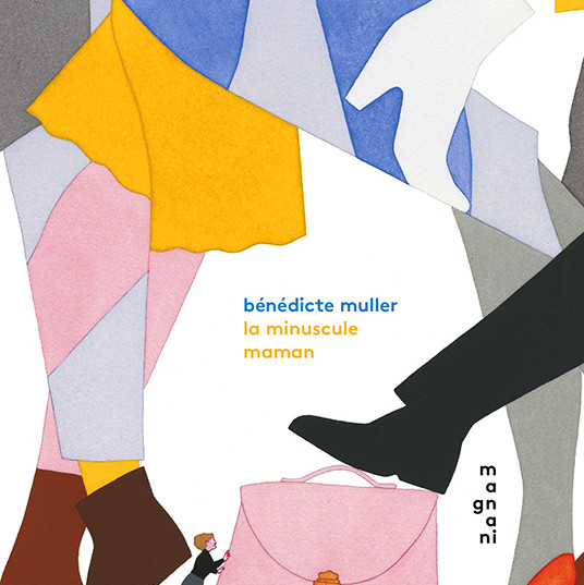 Bénédicte Muller in het licht