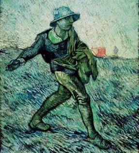 Van Gogh in Borinage - exhibitionJan - May 2015