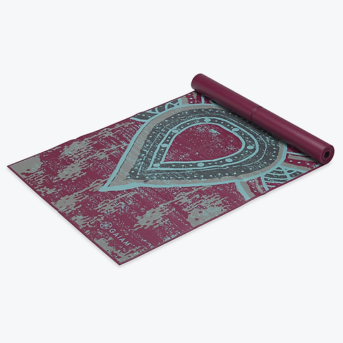Yoga Mat Viajero Gaiam (2mm)