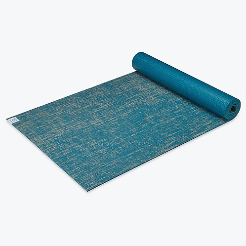 Yoga Mat Gaiam de Yute (5 mm)
