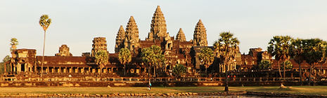 Vietnam y Camboya en el Sudeste Asiático