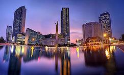Singapur e indonesia en el Sudeste Asiático