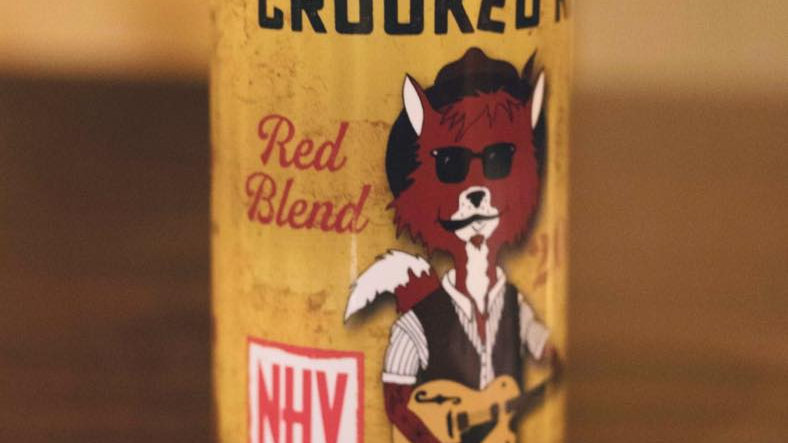 Crooked Red  375ml CAN