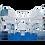 Thumbnail: 20x20 Tension Fabric Exhibit Booth (Self-Build) AENIM311