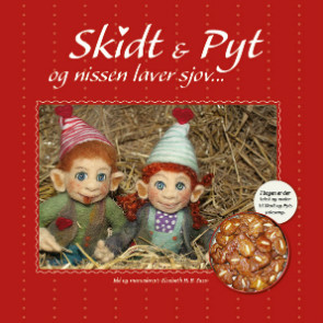 Ny  børnebog - årets sødeste julebog