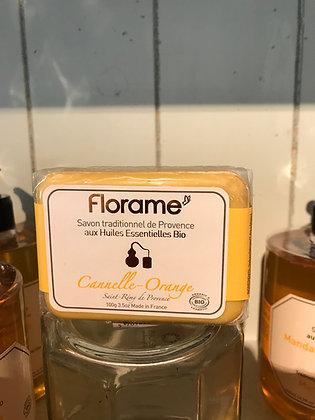 Florame håndsæbe, Canelle- Orange