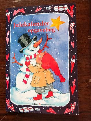 Julekalender opgavebog