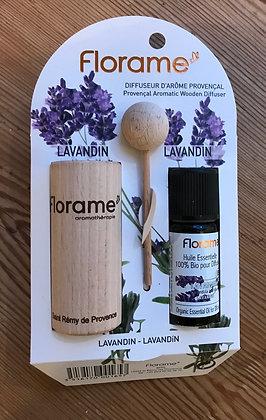 Florame, difuser med lavendelolie