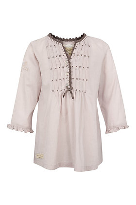 Skjorte til pige