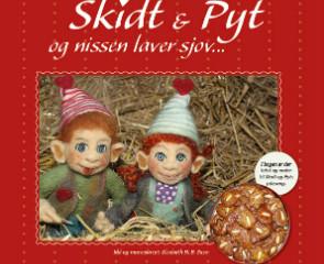 Ny børnebog - Hurra