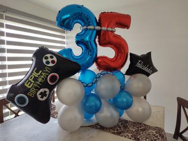 Cumpleaños con Número