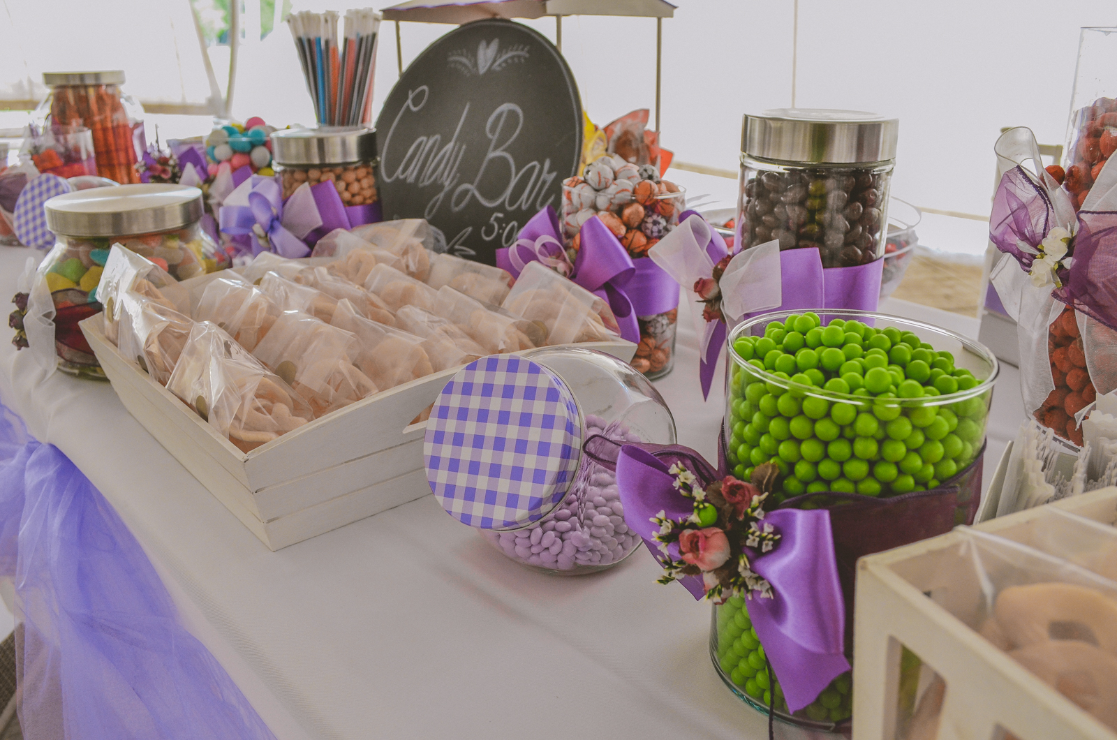 Eventos | Candy Bar