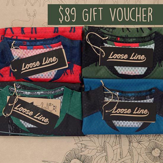 The $89 Gift Voucher