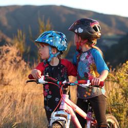 Kids MTB jersey in NZ by Loose Line