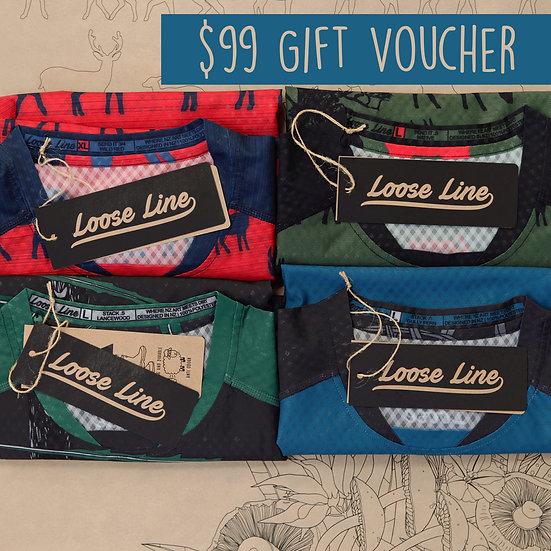 The $99 Gift Voucher
