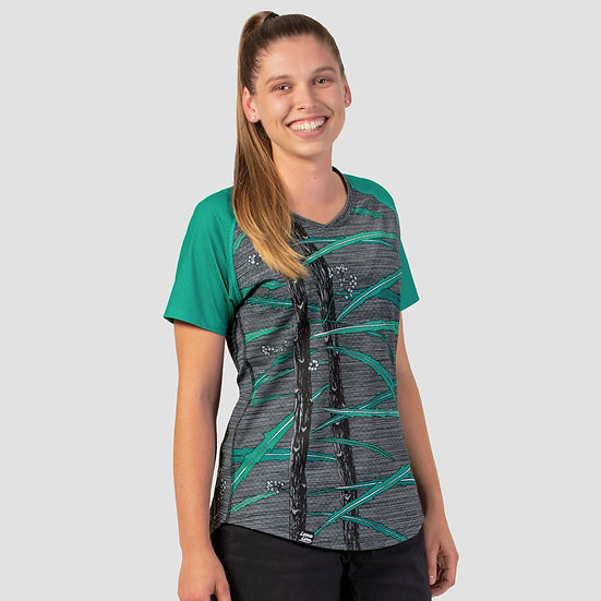 Stack Short Sleeve LANCEWOOD-Manufacturing flaw